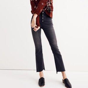 NEW | Madewell Cali Demi-Boot Cut Jeans 31